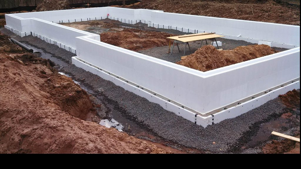 Icf supplier online insulated concrete forms manufacturers for Insulated concrete form house